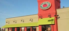 Fazoli's: Roofing System