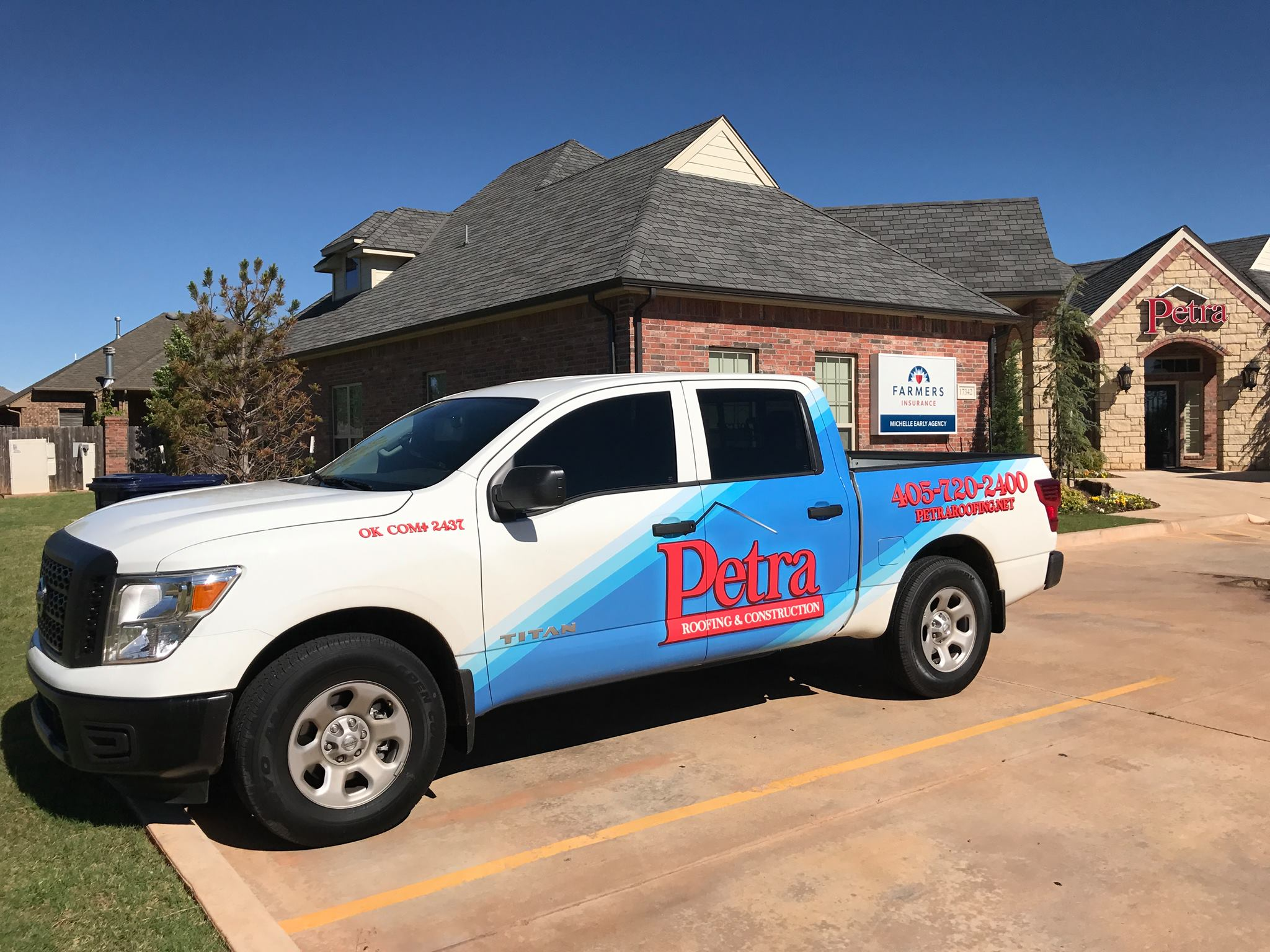 Commercial - Petra Roofing Company